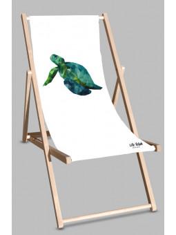 Leżak Żółw
