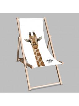 Leżak Żyrafa