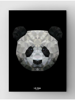 Panda Wild Black