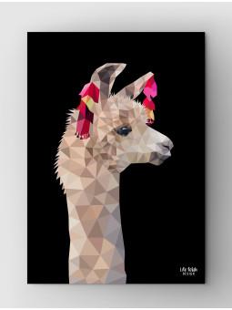 Lama Wild Black