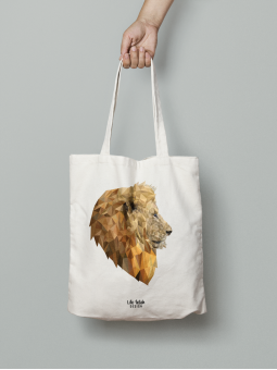 Torba z lwem