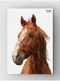 Koń Wild