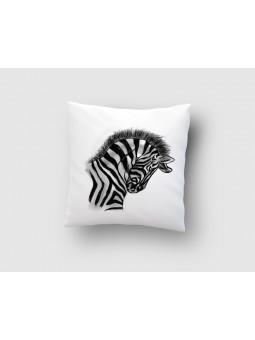 Zebra rysowana