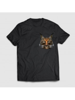 Koszulka z rysiem
