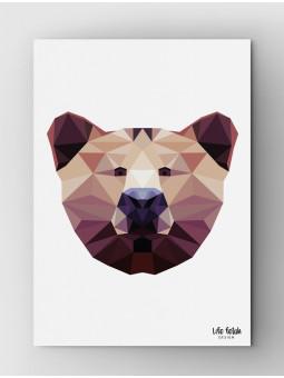 Niedźwiedź Wild A4