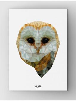 Sowa Wild A4