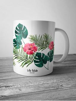 Kubek Tropical Design