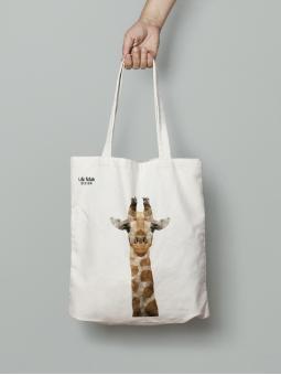 Torba z żyrafą