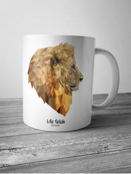 Kubek z lwem